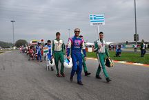 Rok International Final 2012, Lonato Italy / Our racing team in Lonato for the finals in Rok Cup