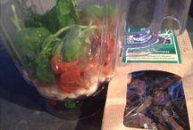 Zeewier recepten / Suggesties voor food combinaties, uiteraard met zeewier