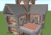 Minecraft bauen