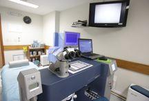 Equipamentos e exames oftalmológicos