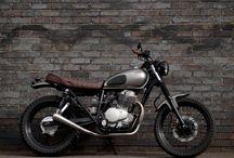 Triumph moto