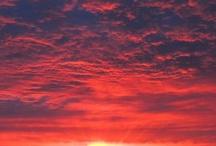 日の出&夕日