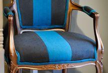 twin mid-century chair ideas