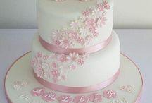 Yaş günü ve düğün pastaları