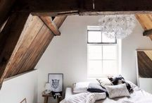 Living under a slanted roof