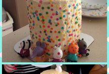 Recipes: Birthday Cakes