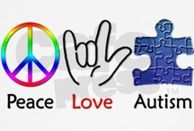 until all the pieces fit...~autism~ / by Renee von Kunsay