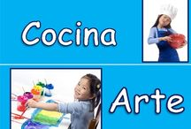 Actividades para sus ninos escolares / Actividades para ninos mayor de 5 anos.