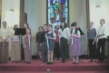 Suzuki Flute / Pictures and performances of Suzuki Group Classes, students who study flute with Suzuki Method, particularly young children, and thoughts about Suzuki Method