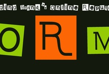 ORM (Online Reputation Management) / by Mithu Sarkar