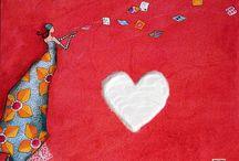 Cuore per GAELLE BOISSONNARD / Illustrazioni  magiche