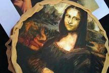 Postres artísticos / Tartas, postres artísticos hechos con creatividad.