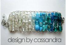 DBC bracelets / bracelets by Design by Cassandra