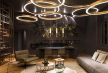 7 Via della Spiga 2015 - Henge / Henge inaugurates Atelier Henge, the company's first showroom in Via della Spiga, for the Milan Design Week 2015. A prestigious location, a temple of luxury, fashion, and design in the pulsing heart of Milan.