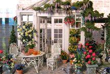 Ogrody i kwiaciarnie