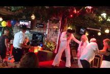 Kusadasi Entertainment -'Elvis Tribute Act' - Award winning Greg Traynor at Planet Yucca,Kusadasi / Kusadasi Nightlife - live music at Planet Yucca