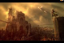 miasto fantasy