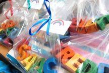 Traktaties en kinderfeestjes, Treats and Birthday parties / Een wereld van originele ideeën.