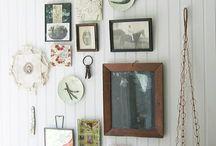 Display of prints and art...