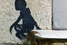 Graffiti, Street Art, & Other Urbanology