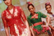 Kebaya, Sarong and Batik