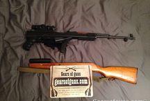 ATI Customer's Modern Rifles