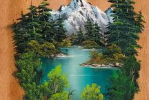 Bob Ross / Quotes / video's