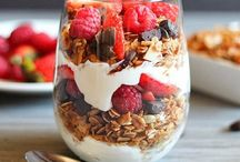 Breakfast ideas / we can't stay out of the kitchen...yummyyyyy