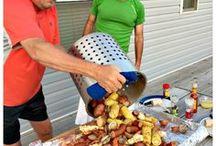 tybee island vacation food