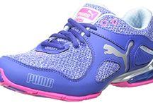 Women's Exercise Footwear