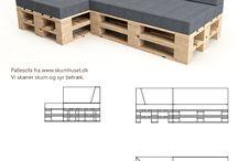 Sommerhus sofa