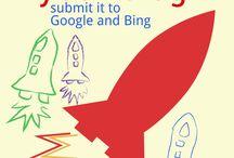 BLOGGING - Technical / Seo, graphics, images, wordpress, themes, plugins, rss, site maps, branding, etc...