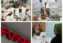 Hospitality & Catering / Check out what Hospitality & Catering courses offer students at Newham College.