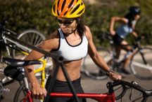 Cycling for woman