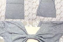 DIY t'shirt Cloth