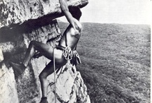 """Gunks History / Technical rock climbing has been going on in the Gunks since 1935, when the area was """"discovered"""" by Fritz Wiessner. Hans Kraus, along with Wiessner, dominated the local climbing scene until the 1950s. There is a rich history of climbing in the Shawangunks, which includes the conservative Appalachian Mountain Club, the drug- and alcohol-fueled antics of the Vulgarians and many colorful personalities.  (wikipedia)"""