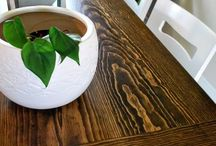 Home: Dining Table / by Stephanie Craig