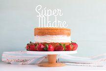 Cake Toppers Día de la Madre