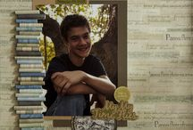 Ideas of scrapbook