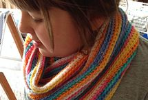 crocheting / by Alicia Cosimo