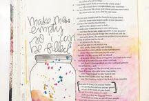 Bible Journaling Ideas*