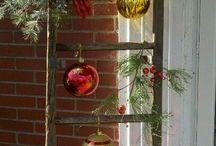 Escalera Navidad