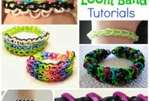 Loom bands / by Alicia Swofford