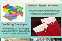 Wedding Envelopes Shop / Easily find the right size, style and colored envelope shop wedding envelopes in UK at Shop4Envelopes store. Visit our site and place an order for wedding envelopes online.