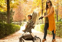 Stokke Scoot Stroller Giveaway / The perfect companion for urban dwellers and families on the go, the Stokke Scoot is my new favorite baby must-have. Get inspired for your own family friendly excursions and head over to designconundrum.com to enter for a chance to win your own Stokke Scoot stroller.