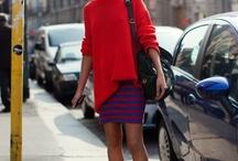 Streetwear Red/Orange