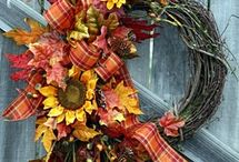 Fall/Christmas Decoration / by Daniela Plank