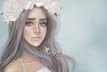 Girly_m / Рисунки