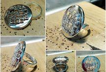 Repair and tuning - Handmade jewelry by Saurikki
