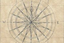 Compass Tattoos / Compass Tattoos